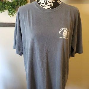 Comfort colors Southport north Carolina t-shirt